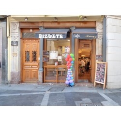 Cafetería Bizuete