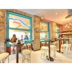 Caravanserai café Donostia