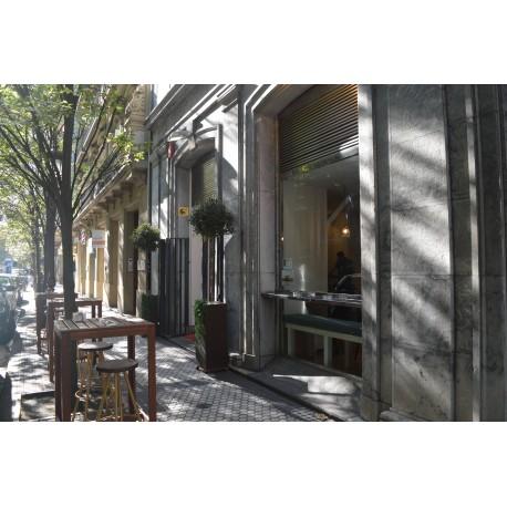 Restaurante Tracamundana