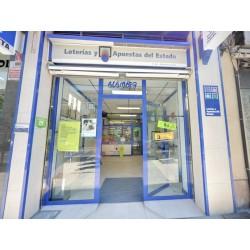 Alambia, administracion de loteria Nº2 Irún
